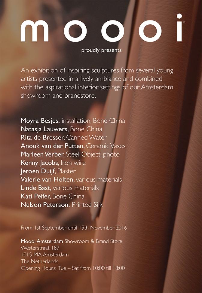 Journal | Invitation Moooi (20.09.2016) - studio katipeifer