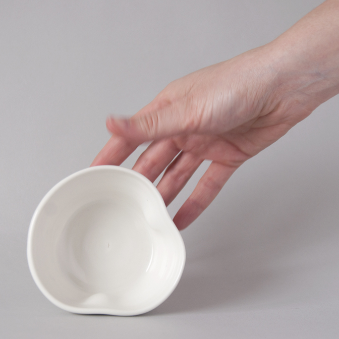 Dimpled bowl 03 - studio katipeifer